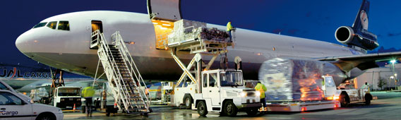 International Door-to-Airport - Overseas Air Cargo